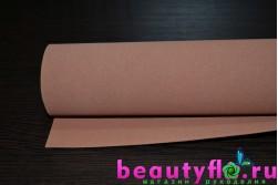 Фоамиран коричневый 50*50 1мм