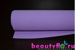 Фоамиран пурпурный 50*50 1мм