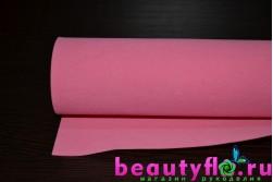 Фоамиран розово-красный 50*50 1мм