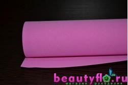 Фоамиран розовый 50*50 1мм