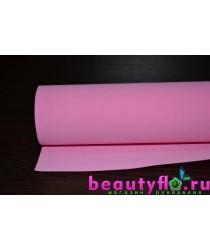 Фоамиран светло-розовый 50*50 1мм