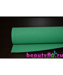 Фоамиран зеленый 50*50 1мм